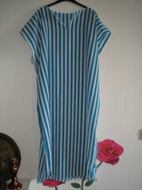 Fulya: Kaftan als Hauskleid