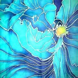 Imagination Painting: Silk Painting