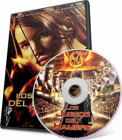Los Juegos del Hambre 2012 DVDRip Español Latino Aventuras Descargar 1 Link