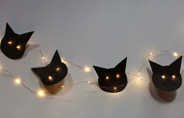 The Trend Spot: Cat String Lights