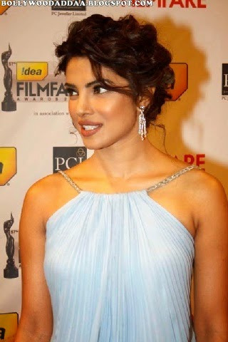 Priyanka Chopra Filmfare awards nite/night Hottest HD Photo gallery /Pics