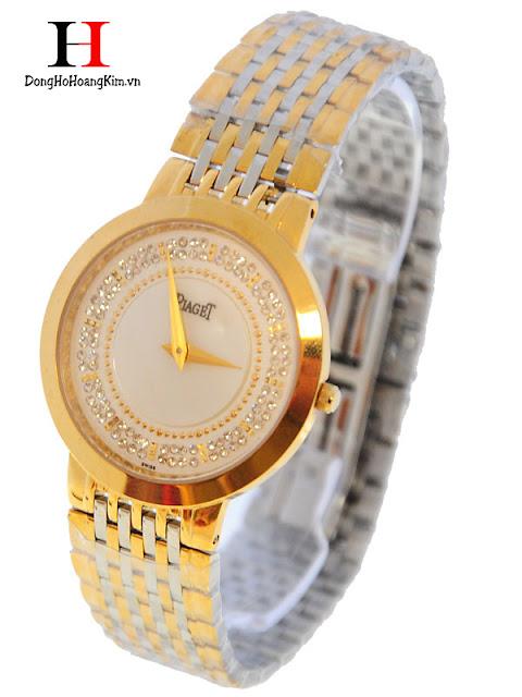 Đồng hồ nam Piaget dây inox cao cấp giá rẻ tại Cầu Giấy