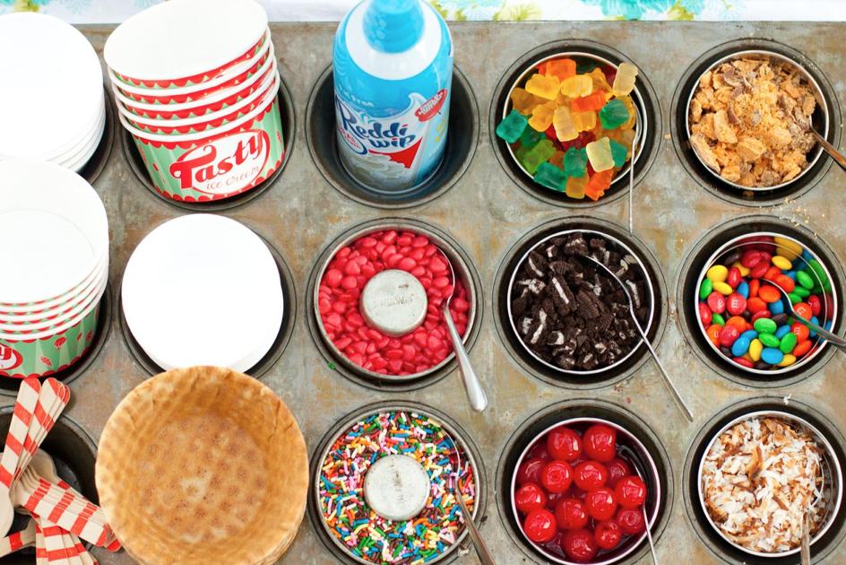 Images Of Ice Cream Bars Hollyhocks & Ho...