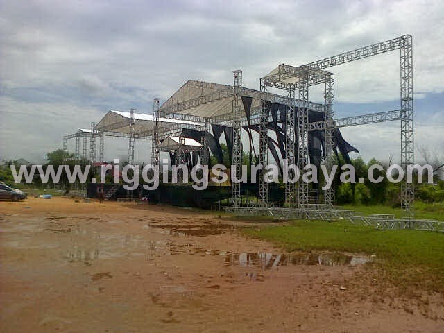 Panggung Rigging | Stage Riging | Tenda Ringging