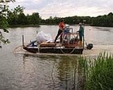 Foto Hotspot Ondiepe wateren en veenweidegebieden. Bron: http://www.kennisvoorklimaat.nl/hotspots/ondiepe-wateren-veenweidegebieden