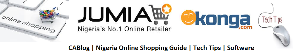 Online Shopping in Nigeria | Jumia | Konga | DealDey | Tech Tips Blog