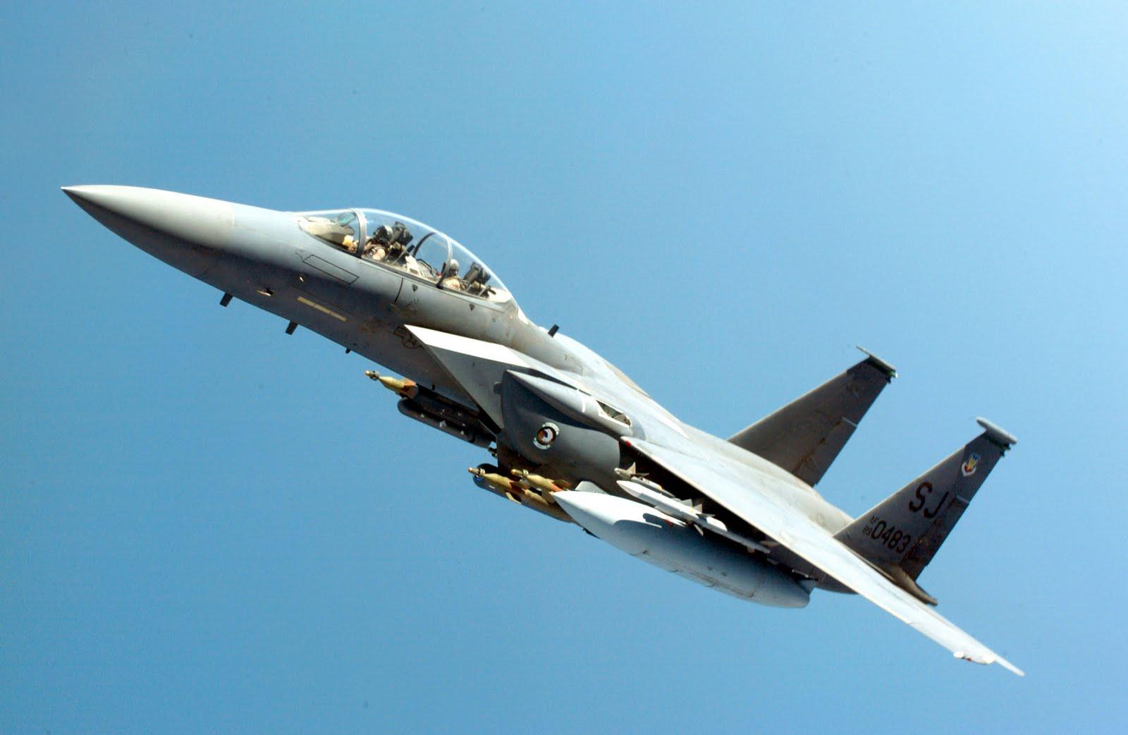 F 15 Strike Eagle Plane: F-15E Strike Ea...