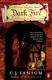 Dark Fire C.J. Sansom cover