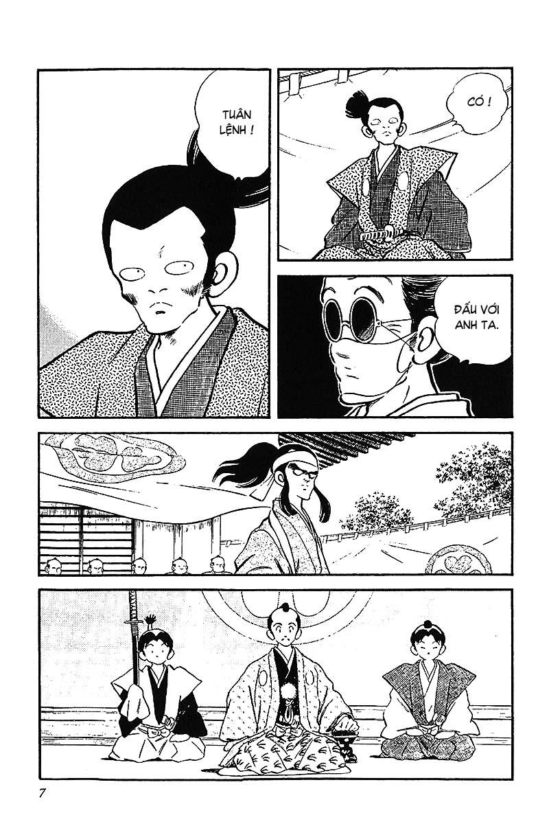 Nijiiro Togarashi - Ớt Bảy Màu chap 18 - Trang 10