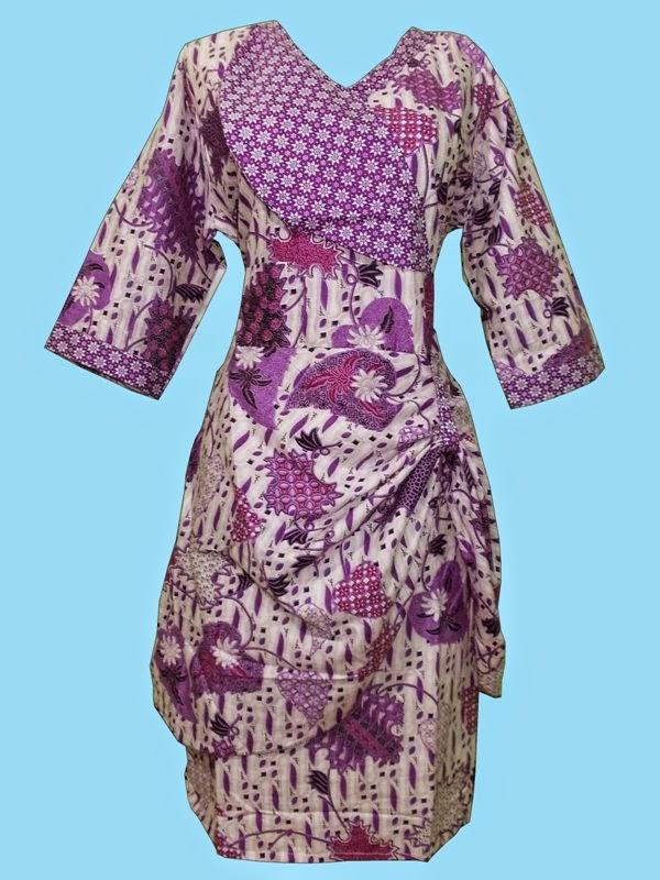 Foto Baju Batik Pekalongan