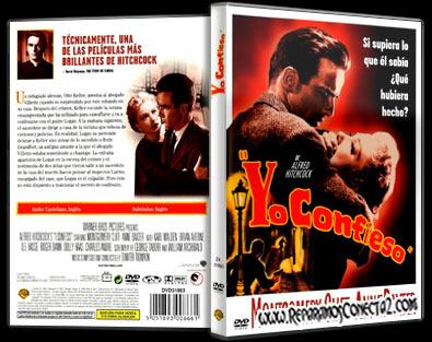 Yo Confieso 1953 | Caratula | Cine Clasico