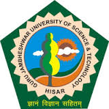 GJUST MBA MCom Entrance Exam Results 2013