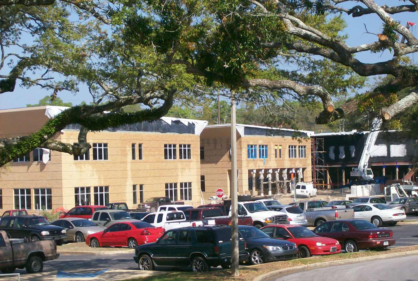 Escambia County School District Pace Building
