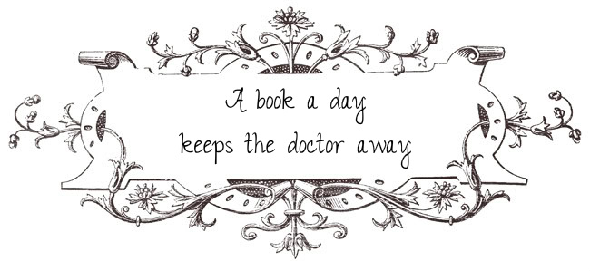 A book a day keeps the doctor away