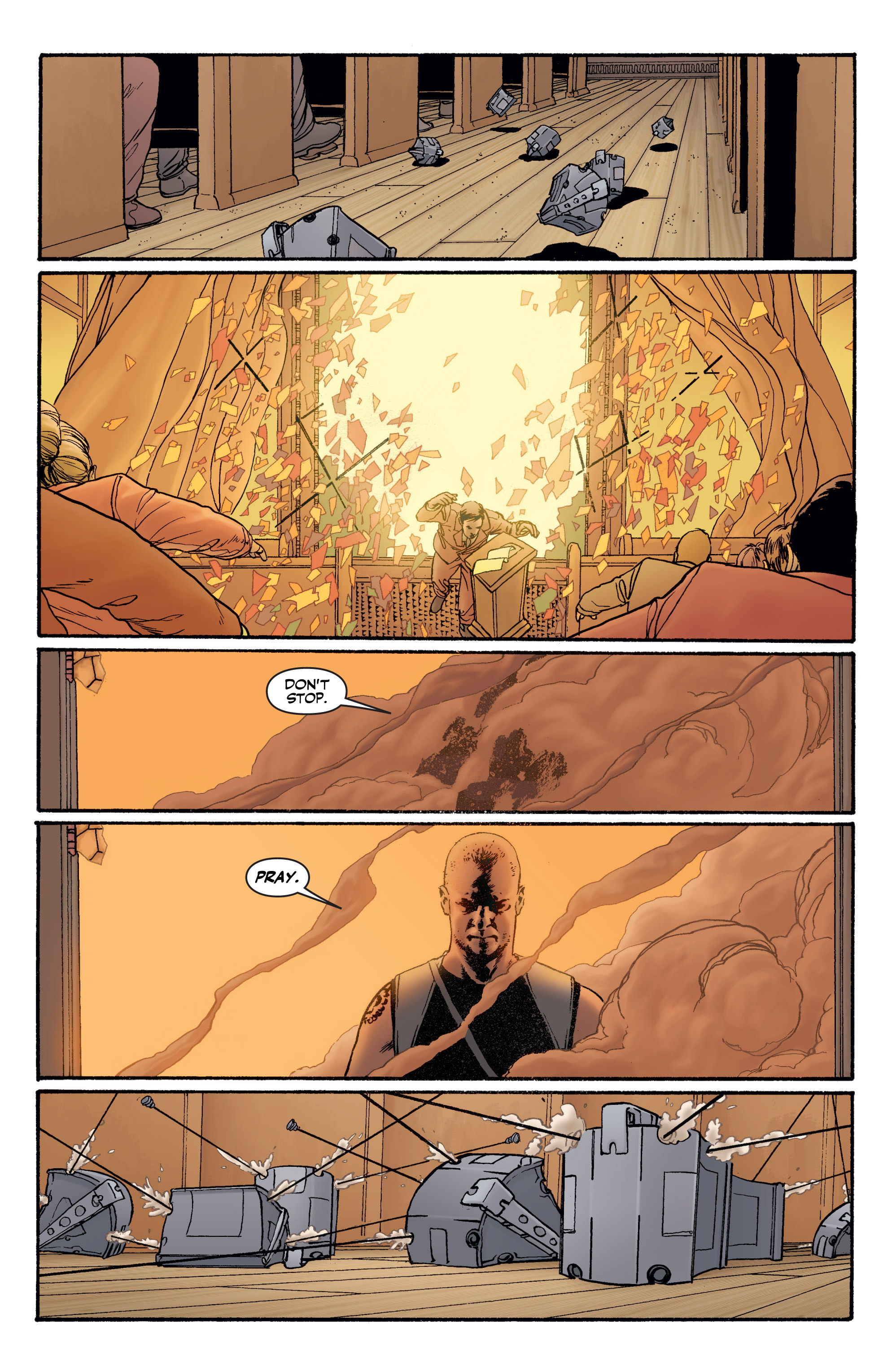 Captain America (2002) Issue #2 #3 - English 5
