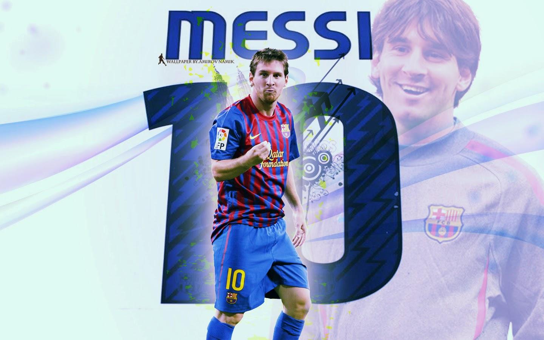 Lio Messi 10 wallpaper