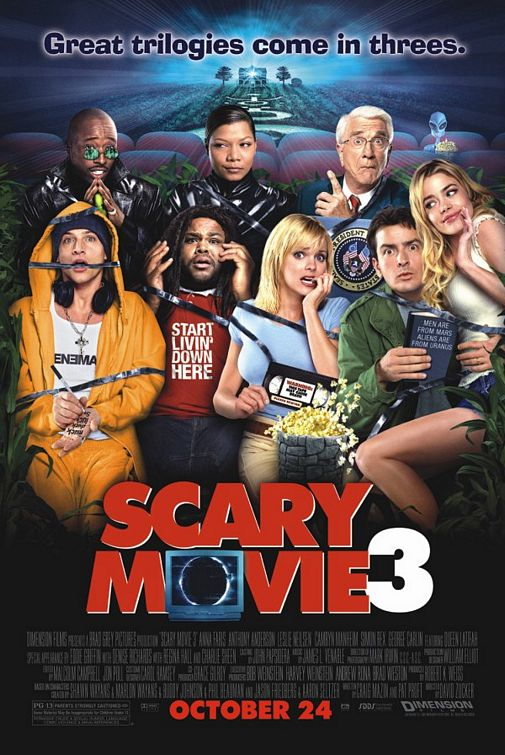 Scary Movie 3 full movie