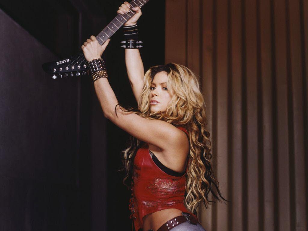 Shakira Hot Bikini