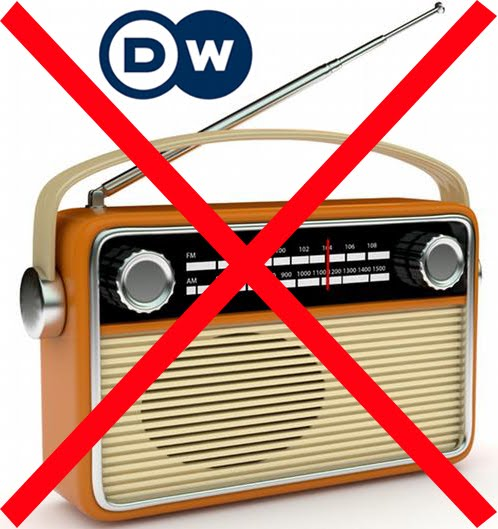 Finally Closed Radio Deutsche Welle (DW) Bengali Service