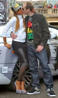 Rapper Eve gets engaged to longtime boyfriend, Maximillion Cooper