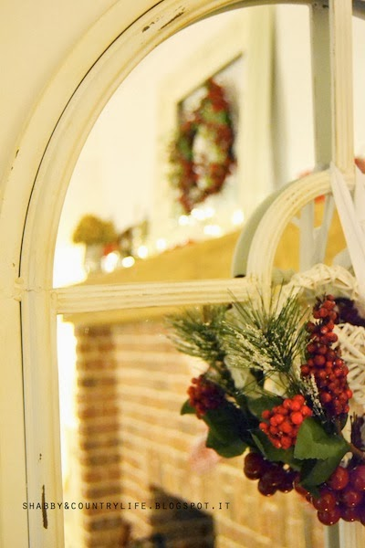 Christmas Days… & a special corner ! [White Mirror] -shabby&countrylife.blogspot.it