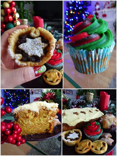 Xmas cakes - Irlankdzie świąteczne ciasta !