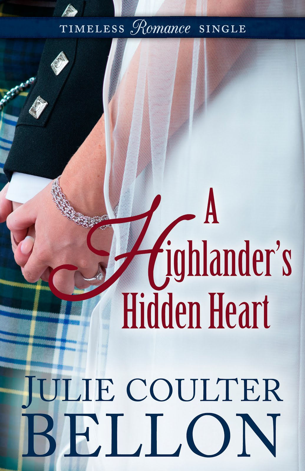 Coming in April! A Highlander's Hidden Heart