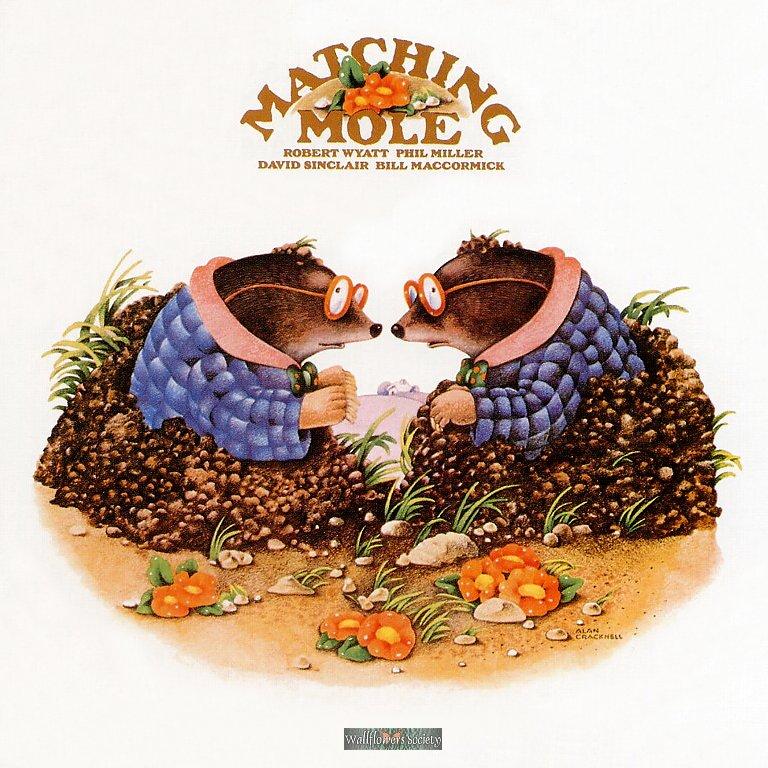 Matching Mole O Caroline