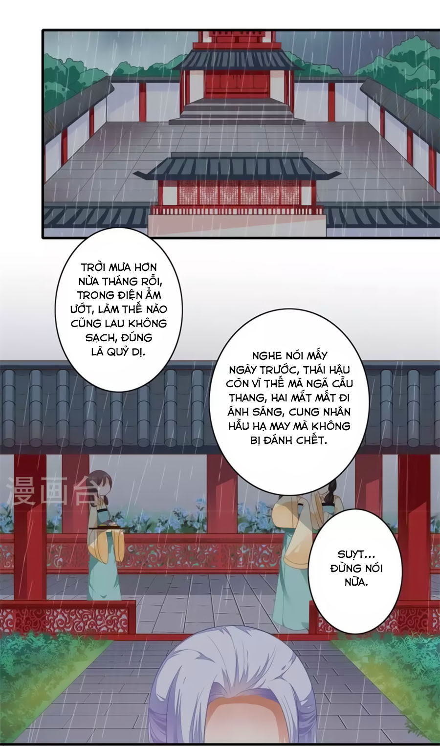 Khuynh Thế Y Phi Muốn Bỏ Chồng Chap 49 page 2
