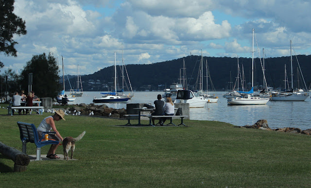 Gosford waterfront picnic area