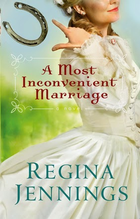 http://www.bakerpublishinggroup.com/books/a-most-inconvenient-marriage/345620