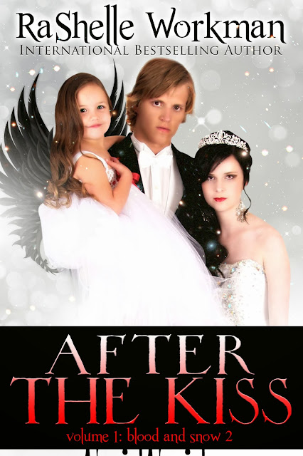 Cover Reveal: After The Kiss (Blood and Snow 2)
