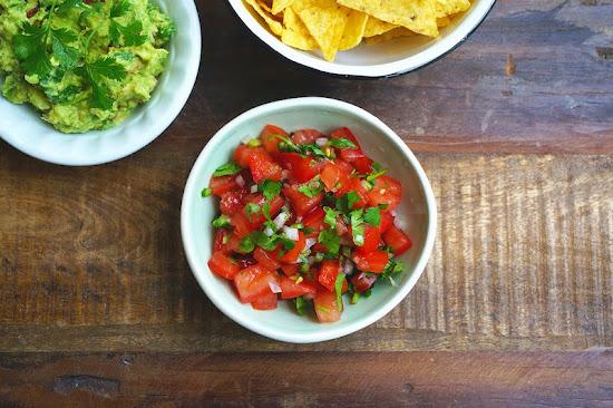 salsa fresca~fresh salsa