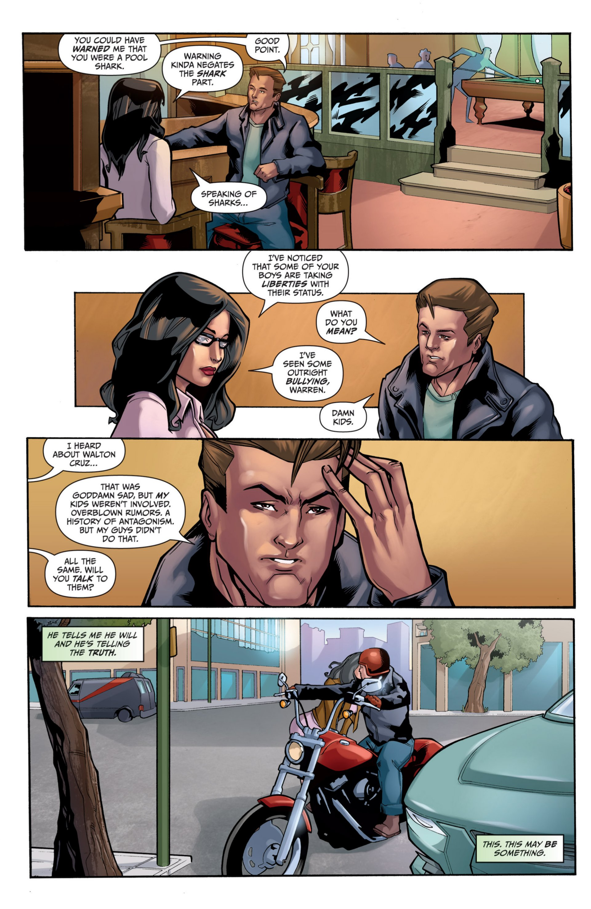 Grimm Fairy Tales (2005) Issue #83 #86 - English 16