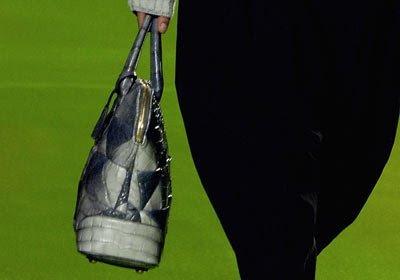 Tas Termahal Di Dunia - Marc Jacobs Carolyn Crocodile Handbag
