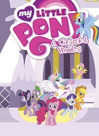 MLP My Little Pony Animated #5 Comic