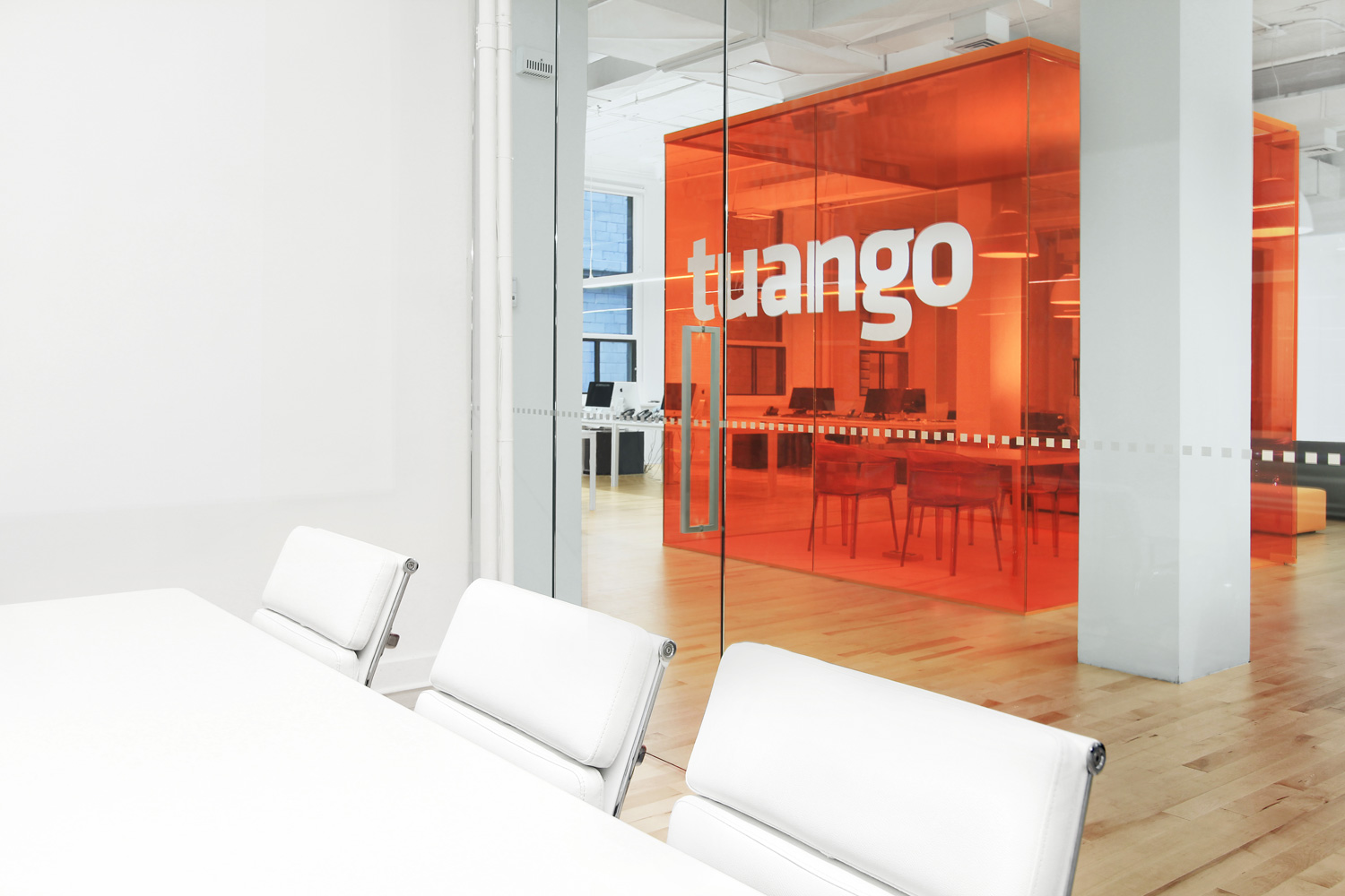 Imagine These: Office Interior Design | Tuango | Old Montreal | Anne ...