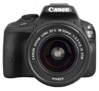 Harga dan Spesifikasi kamera DSLR Canon EOS 100D