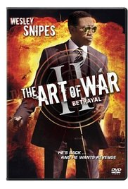 Watch The Art of War II: Betrayal Online Free 2008 Putlocker