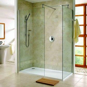 Are your shower doors all dull and all covered in soap scum?