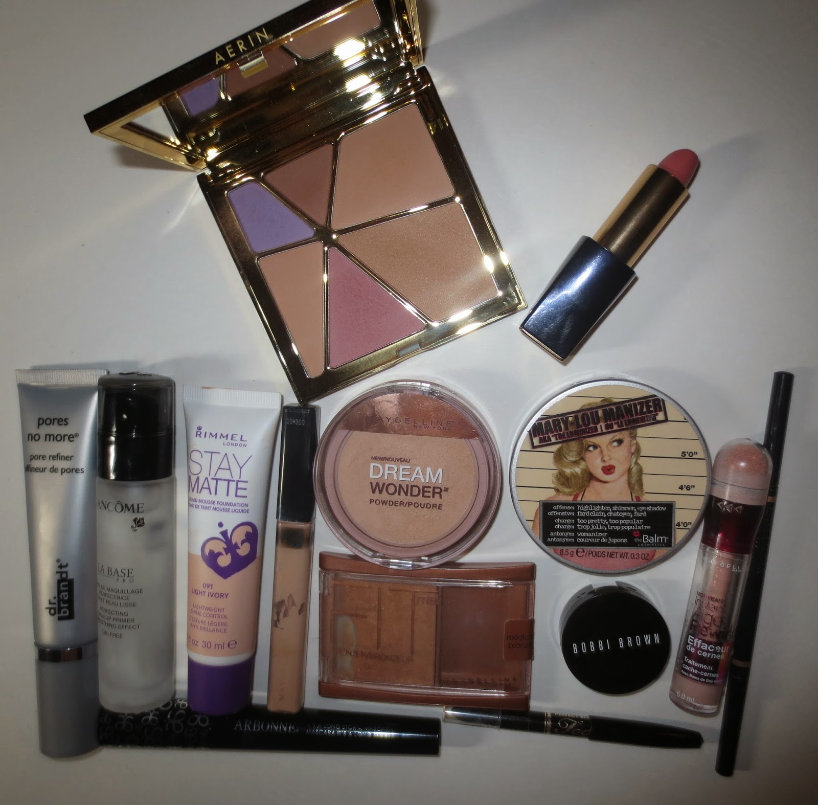 FOTD Spring Neutrals Products Used