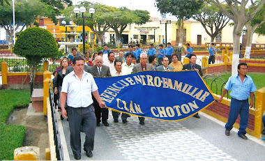 RECORRIDO - PLAZA DE ARMAS PAIJAN - 2011