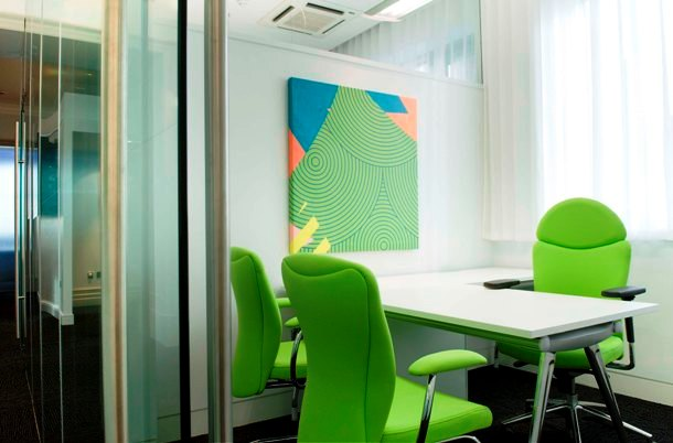 Office insurance office designs and interiors creating a for Green office interior design