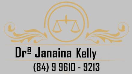 Drª Janaina Kelly