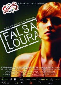 Filme Falsa Loura   Dublado