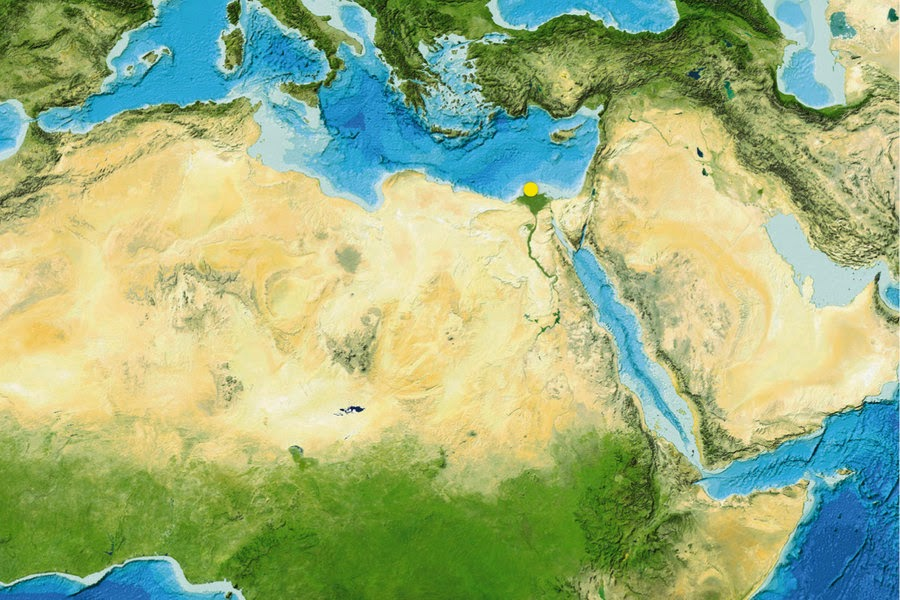 Rapid end of the Green Sahara 8000 years ago  The Archaeology