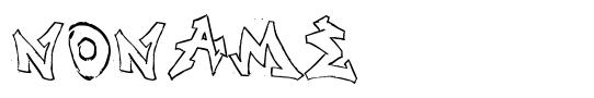 178 Graffiti Fonts Style 6