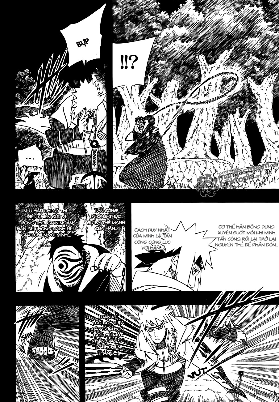 Naruto chap 502 Trang 13 - Mangak.info