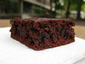 my version of the best paleo brownie recipe