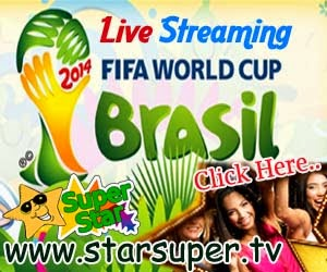 Piala Dunia World Cup 2014 Live Streaming Online